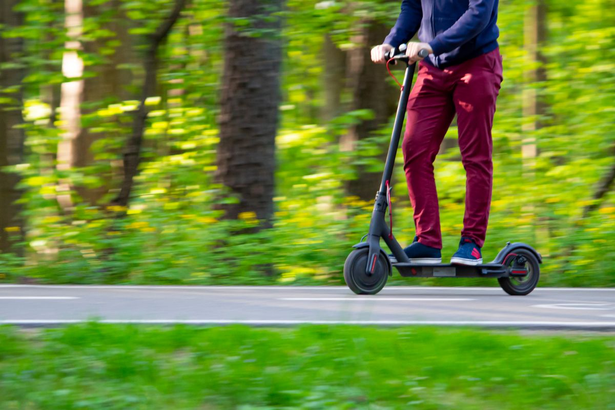 Izip 750 Electric Scooter Specification