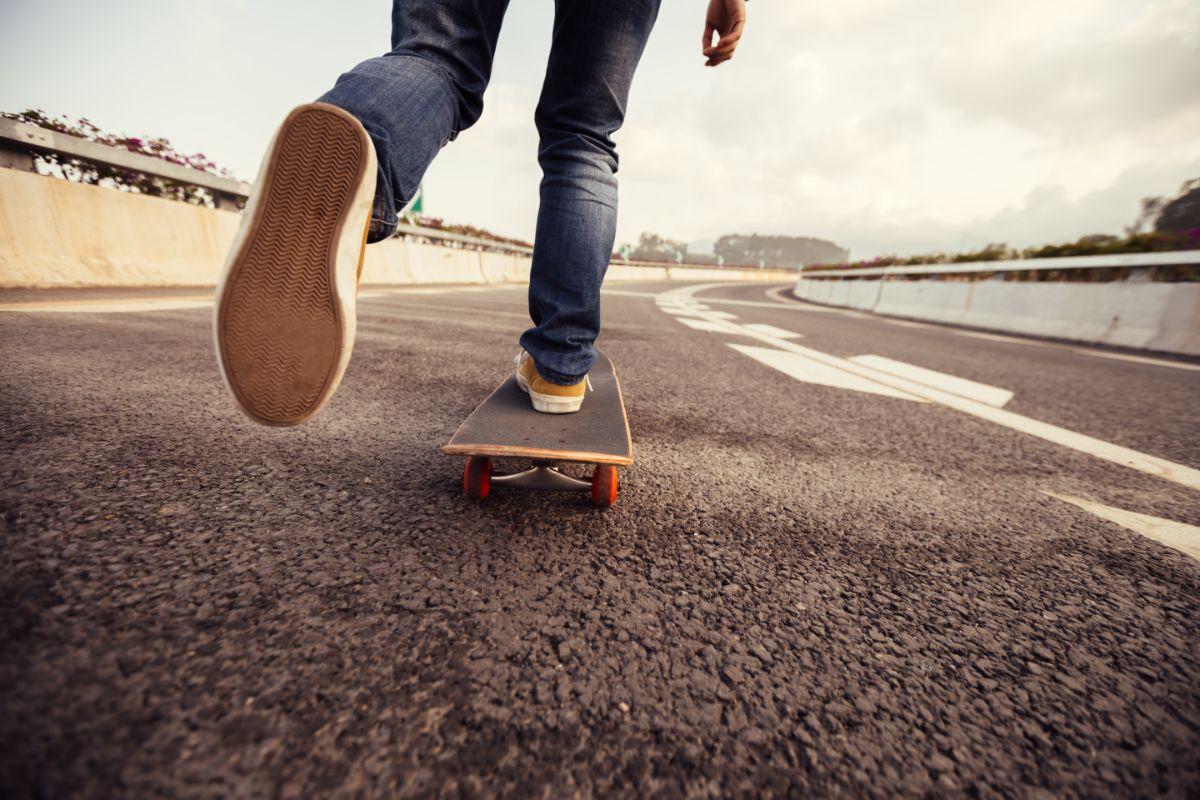 Riptide Electric Skateboard Features
