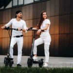Uberscoot 1600 W Electric Scooter
