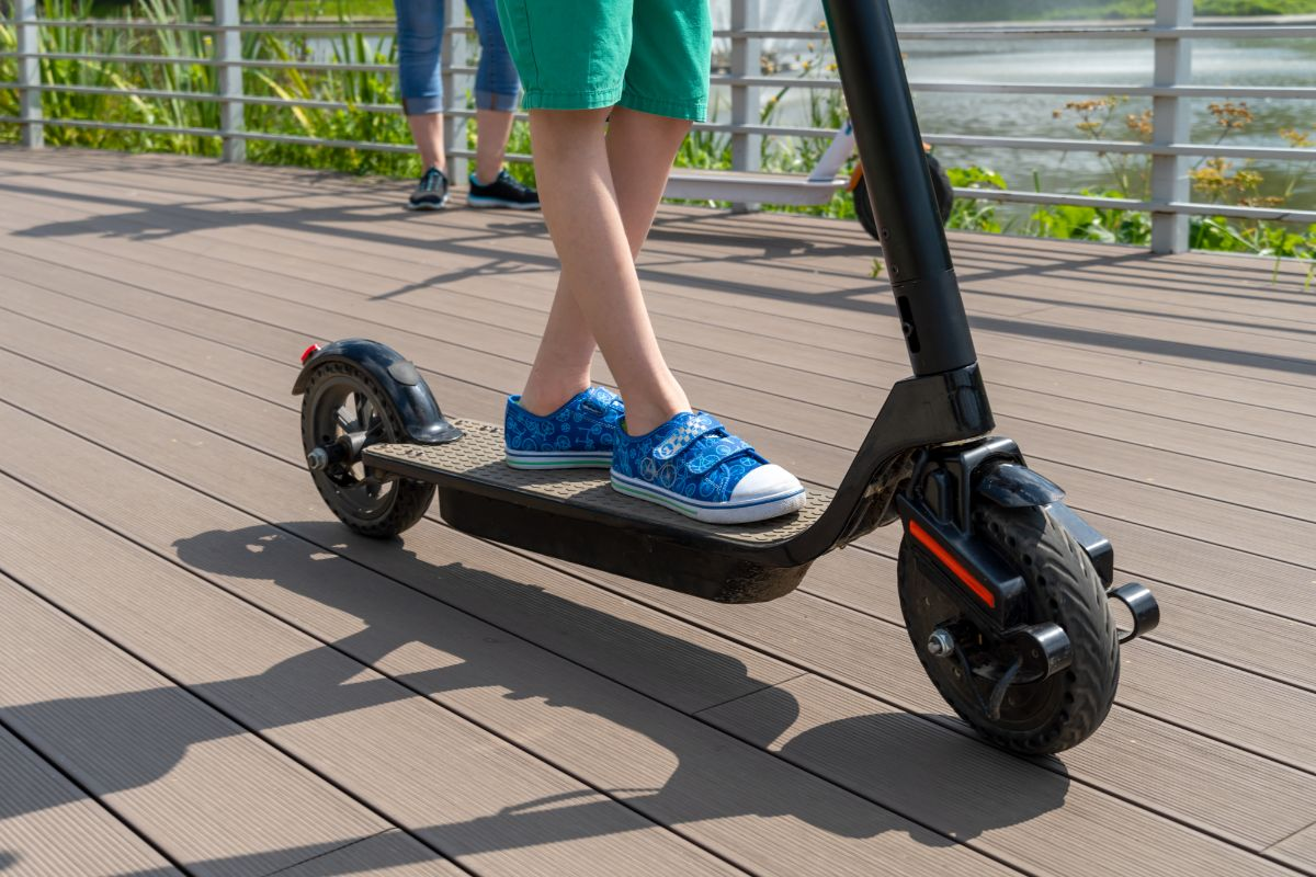 Uberscoot 1600 W Electric Scooter Review