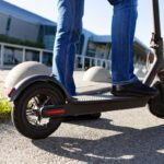 4 Best Electric Scooter With Pneumatic Tires 