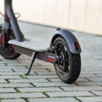 Best Electric Scooter With Rubber Wheels