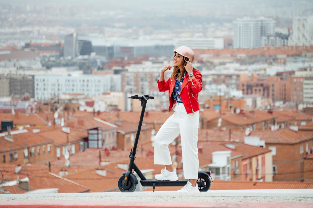 Best Electric Scooters With Suspension