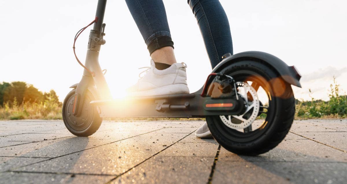 Electric Motor For Scooter