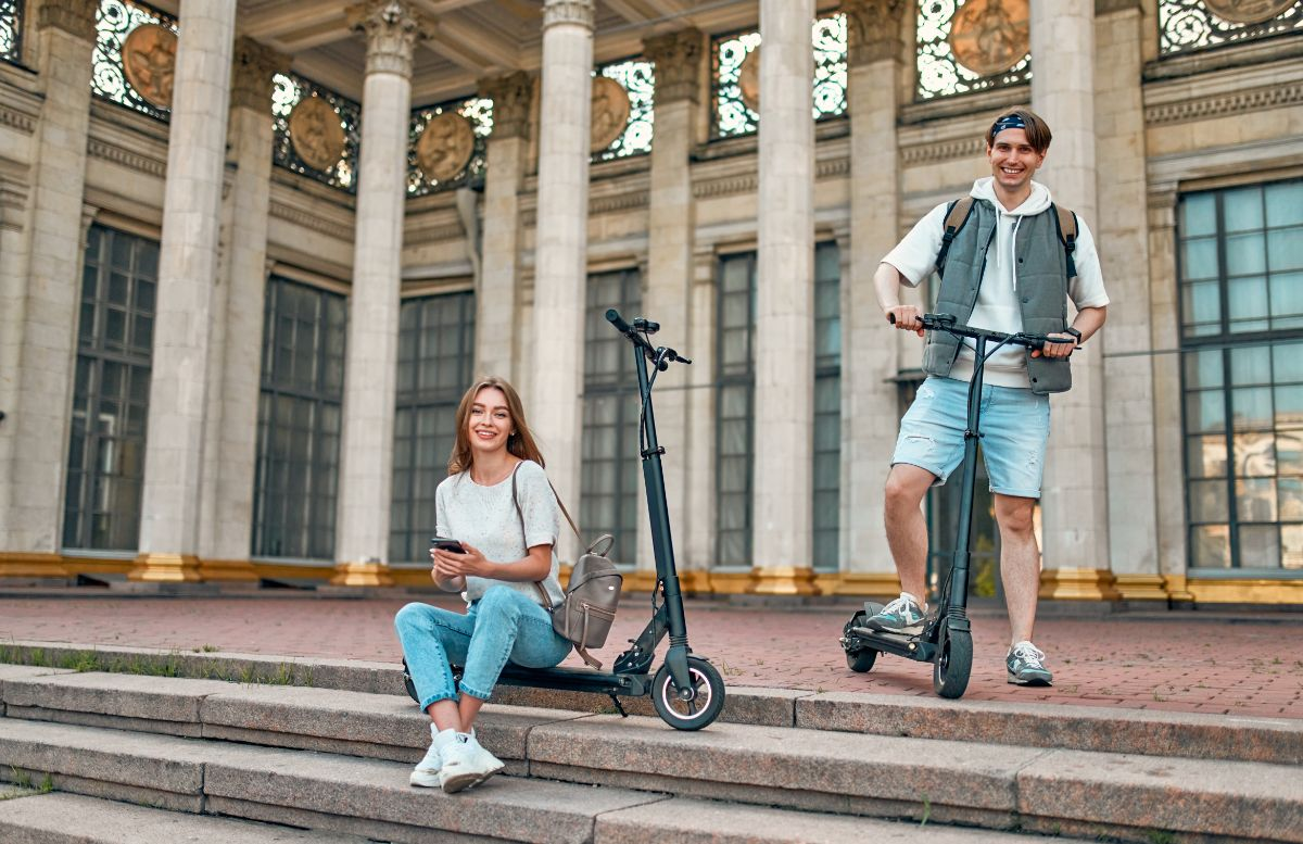 Electric Scooters for College Students