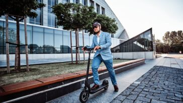 Fastest Street Legal Scooter
