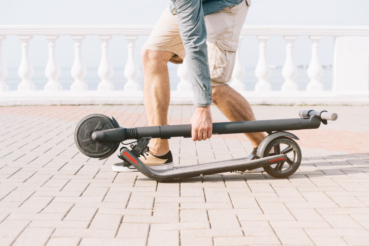 GOTRAX Glider Folding Electric Scooter Review