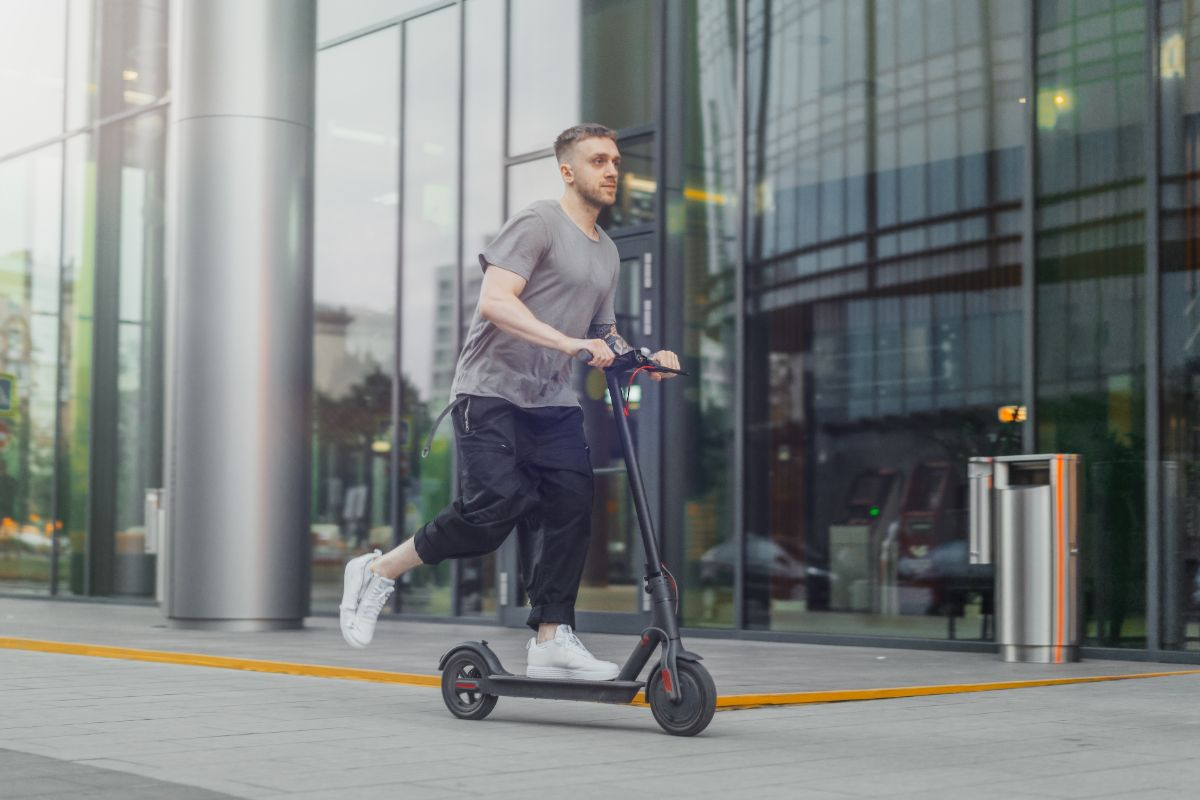 The Cheapest Electric Scooter