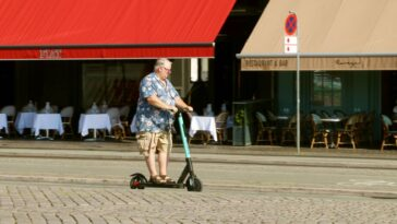 best electric scooter for 300lb man