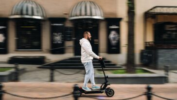 fastest folding electric scooter